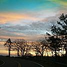 Sunset in Shenandoah Nat'l Park