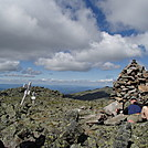 Summit of Mt. Jefferson by johnnybgood in Views in New Hampshire