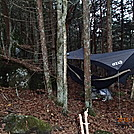 Hammocking below Roan summit by johnnybgood in Hammock camping