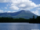Katahdin from Daicy Pond by shades of blue in Katahdin Gallery