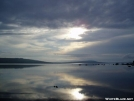 Morning at Pemadumcook lake by shades of blue in Views in Maine