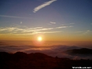 Sunrise over Wilburn Ridge by shades of blue in Trail & Blazes in Virginia & West Virginia