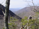View From At Of Petite's Gap Valley, Arnold's Valley by Frau in Trail & Blazes in Virginia & West Virginia