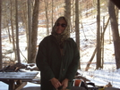 Bryant's Ridge Shelter by Frau in Virginia & West Virginia Shelters