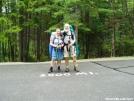 Hammock Hanger & Lwop at the designated 2000 mile mark. by Hammock Hanger in Faces
