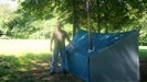 My Diy Smokehouse Winter Shelter by SmokeHouse in Hammock camping