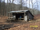 Spring Mtn. Shelter by HikerMan36 in North Carolina & Tennessee Shelters