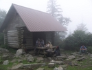 Thomas Knob Shelter by HikerMan36 in Virginia & West Virginia Shelters