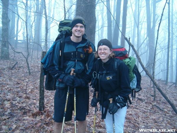 Thru-hikers!!