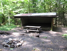 Cherry Gap Shelter by HikerMan36 in North Carolina & Tennessee Shelters