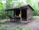 Clyde Smith Shelter by HikerMan36 in North Carolina & Tennessee Shelters