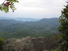 Little Rock Knob? by HikerMan36 in Views in North Carolina & Tennessee