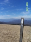 Blaze On Max Patch by HikerMan36 in Trail & Blazes in North Carolina & Tennessee