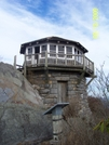 Mt. Cammerer Tower by HikerMan36 in Special Points of Interest