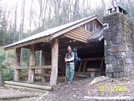 Cosby Knob Shelter by HikerMan36 in North Carolina & Tennessee Shelters
