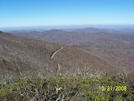 Roan Mtn. Road by HikerMan36 in Views in North Carolina & Tennessee