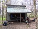 Bald Mtn. Shelter by HikerMan36 in North Carolina & Tennessee Shelters