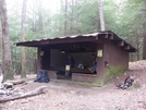 No Business Knob Shelter by HikerMan36 in North Carolina & Tennessee Shelters