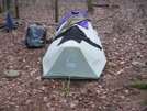 Tent by babbage in Tent camping