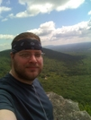 Self Pic Up At Bake Oven, Ya Gotta Include Um. by darkage in Trail & Blazes in Maryland & Pennsylvania