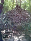 Rockpile At The Pinnacle 8-23-08 by darkage in Trail & Blazes in Maryland & Pennsylvania