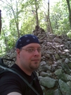 Me, At The Rockpile Just Before The Pinnacle 8-23-08 by darkage in Trail & Blazes in Maryland & Pennsylvania
