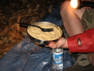Myself Getting Some Grub, Oatmeal Of Some Flavor. by darkage in Section Hikers