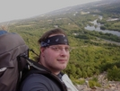 Myself, Allmost Up Lehigh Gap ... by darkage in Section Hikers