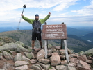 Katahdin - End Of Thru Hike by lakewood in Thru - Hikers