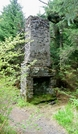 Old Chimney On Roan Mountain