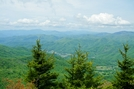 View From Beartown Mountain