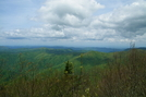 View From Beartown Mountain by SmokyMtn Hiker in Views in North Carolina & Tennessee
