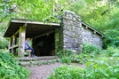 Pecks Corner Shelter by SmokyMtn Hiker in North Carolina & Tennessee Shelters