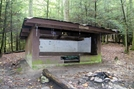 No Business Knob Shelter by SmokyMtn Hiker in North Carolina & Tennessee Shelters