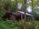 Cosby Knob Shelter by SmokyMtn Hiker in North Carolina & Tennessee Shelters
