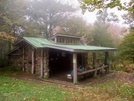 Silers Bald Shelter