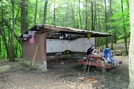 Moreland Gap Shelter