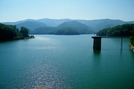 View From Watauga Lake Dam by SmokyMtn Hiker in Views in North Carolina & Tennessee