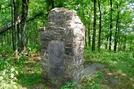 Nick Grindstaff Monument by SmokyMtn Hiker in Views in North Carolina & Tennessee