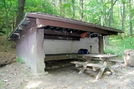 Double Spring Shelter by SmokyMtn Hiker in North Carolina & Tennessee Shelters