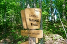 Tn / Va State Line by SmokyMtn Hiker in Sign Gallery