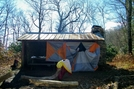 Jerry's Cabin Shelter by SmokyMtn Hiker in North Carolina & Tennessee Shelters
