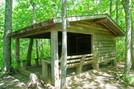 Standing Indian Shelter by SmokyMtn Hiker in North Carolina & Tennessee Shelters