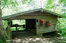 Carter Gap Shelter by SmokyMtn Hiker in North Carolina & Tennessee Shelters