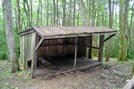 Old Carter Gap Shelter by SmokyMtn Hiker in North Carolina & Tennessee Shelters