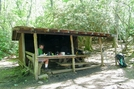Big Spring Shelter by SmokyMtn Hiker in North Carolina & Tennessee Shelters