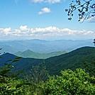 Cooper Ridge Bald Lookout