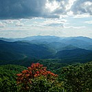 Wesser Bald Lookout Tower by SmokyMtn Hiker in Views in North Carolina & Tennessee