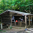 Wesser Bald Shelter