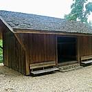 Fontana Dam Shelter